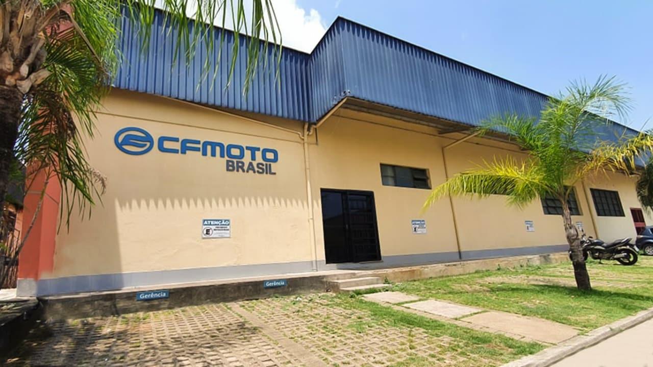 CFMOTO Instala Fábrica no Brasil